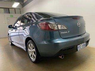 2009 Mazda 3 BL Maxx Sport Blue 5 Speed Automatic Sedan
