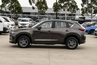 2017 Mazda CX-5 KF2W7A Maxx SKYACTIV-Drive FWD Sport Brown 6 Speed Sports Automatic Wagon