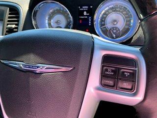 2012 Chrysler 300 LX MY12 C Luxury Black 5 Speed Sports Automatic Sedan