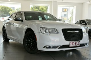 2015 Chrysler 300 LX MY14 C E-Shift White 8 Speed Sports Automatic Sedan.