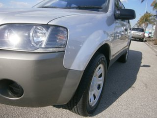 2004 Ford Territory SX TX Silver 4 Speed Sports Automatic Wagon
