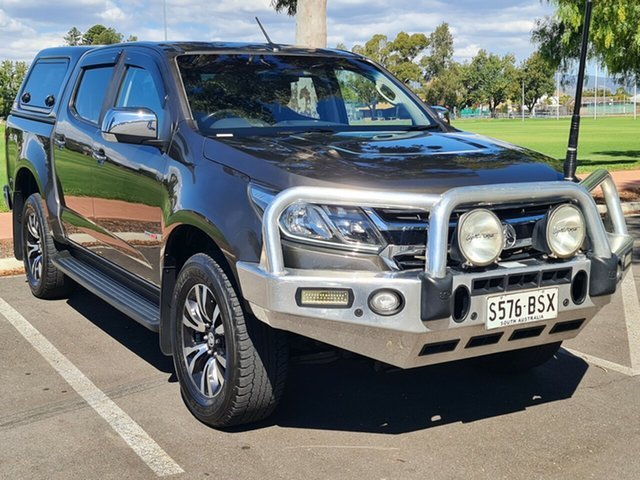 Used Holden Colorado RG MY17 LTZ Pickup Crew Cab Nailsworth, 2017 Holden Colorado RG MY17 LTZ Pickup Crew Cab Broze/ 6 Speed Sports Automatic Utility