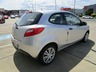 2008 Mazda 2 DE10Y1 Neo Silver 5 Speed Manual Hatchback