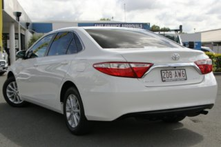 2017 Toyota Camry ASV50R Altise Diamond White 6 Speed Sports Automatic Sedan