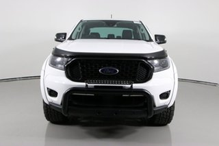 2020 Ford Ranger PX MkIII MY20.25 FX4 3.2 (4x4) White 6 Speed Automatic Double Cab Pick Up.