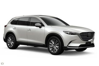 2021 Mazda CX-9 TC Azami LE SKYACTIV-Drive i-ACTIV AWD White 6 Speed Sports Automatic Wagon