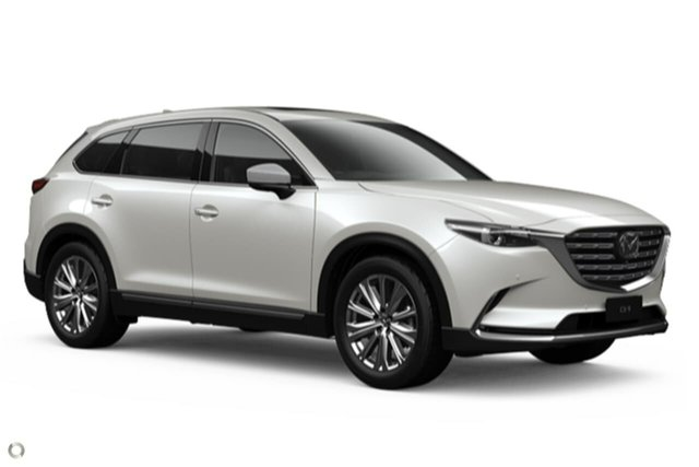 New Mazda CX-9 TC Azami LE SKYACTIV-Drive i-ACTIV AWD Waitara, 2021 Mazda CX-9 TC Azami LE SKYACTIV-Drive i-ACTIV AWD White 6 Speed Sports Automatic Wagon