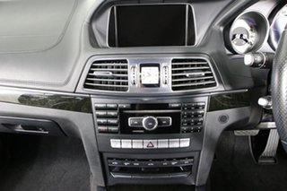 2013 Mercedes-Benz E250 E207 MY12 Avantgarde B.E Silver 7 Speed Automatic Cabriolet