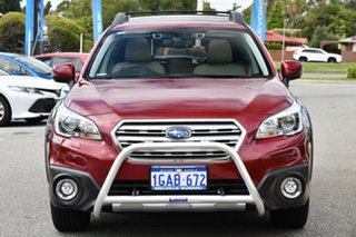 2016 Subaru Outback B6A MY16 2.5i CVT AWD Premium Venetian Red 6 Speed Constant Variable Wagon
