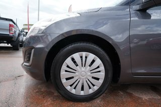 2015 Suzuki Swift FZ GL Grey 4 Speed Automatic Hatchback.