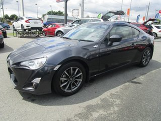 2016 Toyota 86 ZN6 GT Grey 6 Speed Manual Coupe.