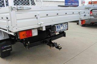 2017 Mitsubishi Triton MQ MY18 GLX Double Cab 4x2 White 5 Speed Sports Automatic Utility.