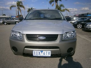 2004 Ford Territory SX TX Silver 4 Speed Sports Automatic Wagon.