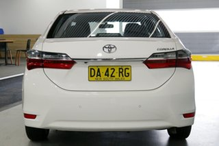 2019 Toyota Corolla ZRE172R MY17 Ascent White 7 Speed CVT Auto Sequential Sedan