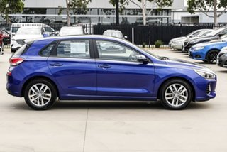 2019 Hyundai i30 PD2 MY19 Active Blue 6 Speed Sports Automatic Hatchback