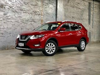 2018 Nissan X-Trail T32 Series II ST-L X-tronic 2WD Red 7 Speed Constant Variable Wagon.