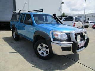 2009 Mazda BT-50 UNY0E4 SDX Freestyle Light Blue 5 Speed Manual Utility.