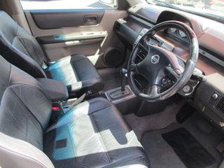 2003 Nissan X-Trail T30 TI Luxury (4x4) Gold 4 Speed Automatic Wagon