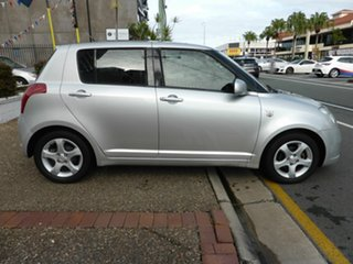 2005 Suzuki Swift EZ White 5 Speed Manual Hatchback