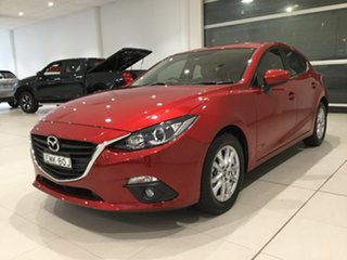 2015 Mazda 3 BM5478 Touring SKYACTIV-Drive Soul Red/creme 6 Speed Sports Automatic Hatchback