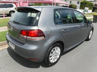 2011 Volkswagen Golf VI BlueMOTION  Grey 5 Speed Manual Hatchback.