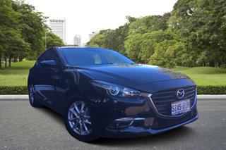 2018 Mazda 3 BN5476 Maxx SKYACTIV-MT Sport Black 6 Speed Manual Hatchback.