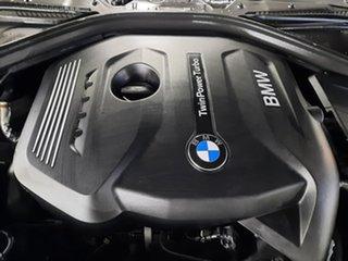 2019 BMW 4 Series F33 LCI 420i Luxury Line Black 8 Speed Sports Automatic Convertible