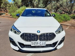 2019 BMW 2 Series F44 M235i Gran Coupe Steptronic xDrive White 8 Speed Sports Automatic Sedan.
