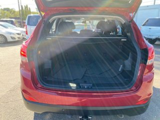 2013 Hyundai ix35 LM3 MY14 Active Red 6 Speed Sports Automatic Wagon