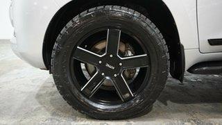 2017 Toyota Landcruiser VDJ200R Sahara Silver Pearl 6 Speed Sports Automatic Wagon