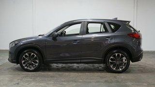 2016 Mazda CX-5 KE1032 Akera SKYACTIV-Drive AWD Grey 6 Speed Sports Automatic Wagon