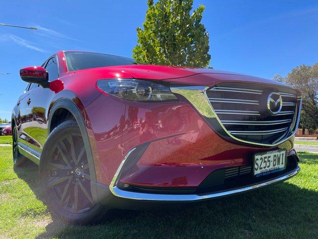Used Mazda CX-9 TC GT SKYACTIV-Drive Hindmarsh, 2018 Mazda CX-9 TC GT SKYACTIV-Drive Soul Red Crystal 6 Speed Sports Automatic Wagon
