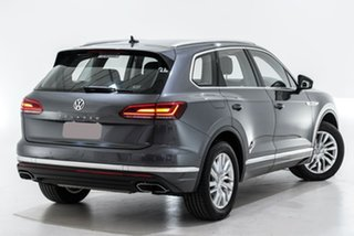 2020 Volkswagen Touareg CR MY20 190TDI Tiptronic 4MOTION Grey 8 Speed Sports Automatic Wagon.