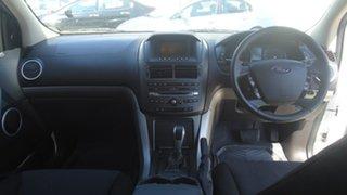 2011 Ford Territory SZ TX Seq Sport Shift AWD White 6 Speed Sports Automatic Wagon