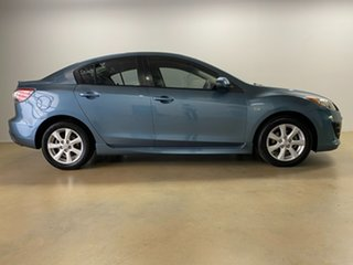 2009 Mazda 3 BL Maxx Sport Blue 5 Speed Automatic Sedan.
