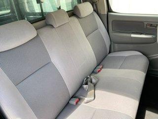 2008 Toyota Hilux KUN26R MY09 SR5 Grey 5 Speed Manual Utility