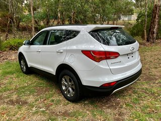 2015 Hyundai Santa Fe DM2 MY15 Active Creamy White 6 Speed Sports Automatic Wagon.