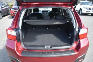 2014 Subaru XV G4X MY14 2.0i-L Lineartronic AWD Red/Black 6 Speed Constant Variable Wagon