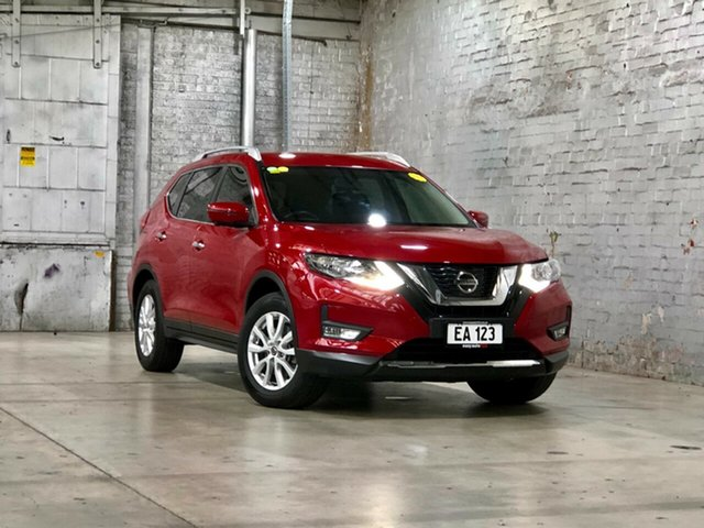 Used Nissan X-Trail T32 Series II ST-L X-tronic 2WD Mile End South, 2018 Nissan X-Trail T32 Series II ST-L X-tronic 2WD Red 7 Speed Constant Variable Wagon