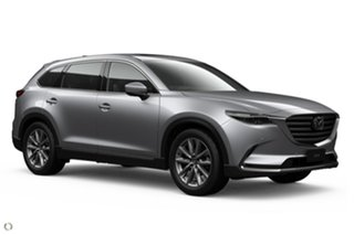 2021 Mazda CX-9 TC GT SKYACTIV-Drive Silver 6 Speed Sports Automatic Wagon