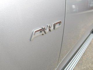 2011 Hyundai Santa Fe CM MY11 SLX Silver 6 Speed Manual Wagon