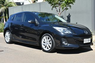 2011 Mazda 3 BL10L2 SP25 Activematic Black 5 Speed Sports Automatic Hatchback