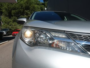 2014 Toyota RAV4 ZSA42R MY14 GX 2WD Silver 7 Speed Constant Variable Wagon.