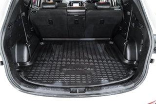2013 Hyundai Santa Fe DM MY14 Highlander White 6 Speed Sports Automatic Wagon