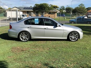 2008 BMW 3 Series E90 MY09 335i Steptronic Silver 6 Speed Sports Automatic Sedan