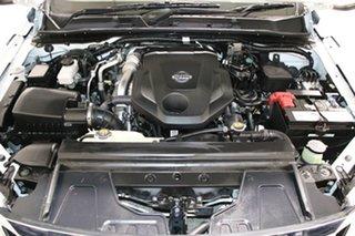 2017 Nissan Navara D23 Series II ST (4x4) White 6 Speed Manual Dual Cab Utility