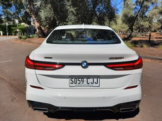 2019 BMW 2 Series F44 M235i Gran Coupe Steptronic xDrive White 8 Speed Sports Automatic Sedan
