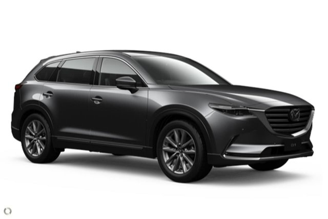 New Mazda CX-9 TC GT SKYACTIV-Drive Waitara, 2021 Mazda CX-9 TC GT SKYACTIV-Drive Grey 6 Speed Sports Automatic Wagon