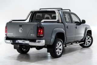 2017 Volkswagen Amarok 2H MY17 TDI550 4MOTION Perm Ultimate Grey 8 Speed Automatic Utility