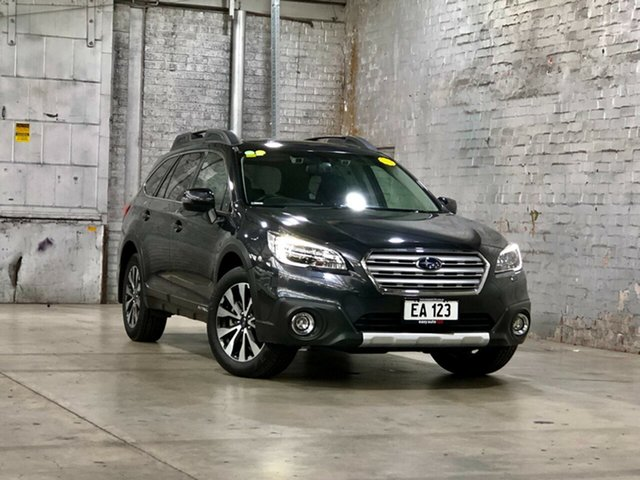 Used Subaru Outback B6A MY16 2.0D CVT AWD Premium Mile End South, 2016 Subaru Outback B6A MY16 2.0D CVT AWD Premium Grey 7 Speed Constant Variable Wagon